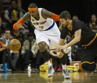 NBA》安森尼強調不願當小三