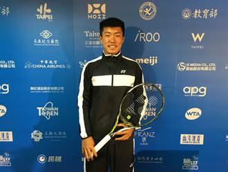 澳網冠軍許育修 為台灣女網首秀擲銅板