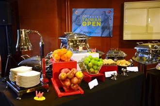 《產業》WTA台灣公開賽,台北W飯店贊助選手食宿