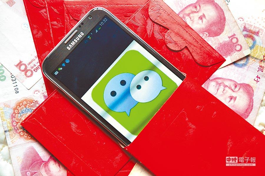 微信拇指印_手機變身印鈔雞 陸春節瘋拇指經濟 - 焦點新聞 - 旺報