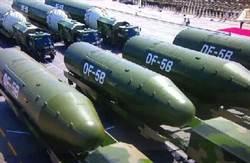 共軍東風-5C導彈如何先進?