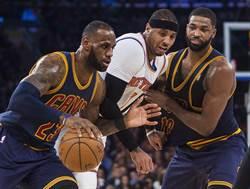 NBA》先發兩戰只得8分8籃板還不算差?