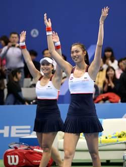 謝淑薇已報名 明春WTA台灣賽上演詹謝大戰?