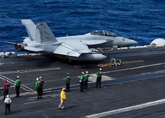 川普钱雨还没下 美海军近2/3战机飞不了