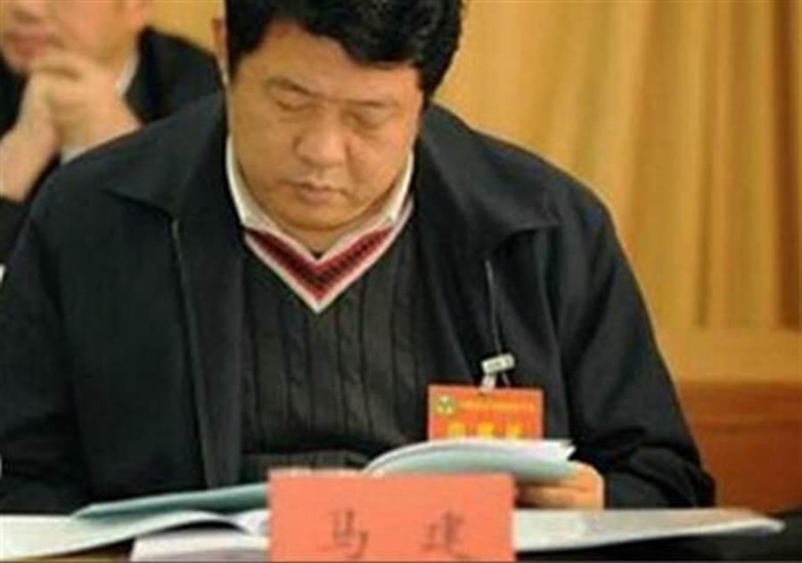 前中共國家安全部副部長馬建。(網路照片)