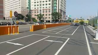 改善中山醫機車停車問題 中市增500格車位