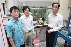 台科大讓二氧化碳室溫下轉甲醇 登上國際期刊
