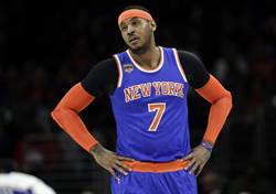 NBA》禪師加速尼克分裂 安森尼堅定不走