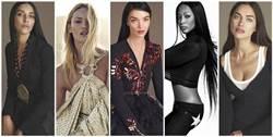 從頂級超模到天后歌手!回顧Riccardo Tisci繆斯女神團:Mariacarla Boscono、Irina Shayk、Kim Kardashian、Beyonce…