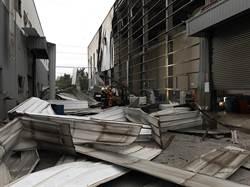 「轟!」彰化全興工業區化學工廠爆炸 父子重傷