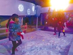 16家扶兒 暢遊星空雪樂園