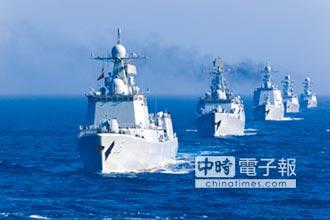 陸造500艦超級海軍 力求戰力超美
