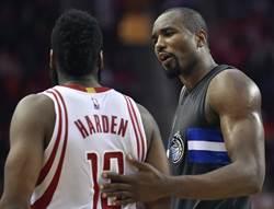NBA》推擠衝突 伊巴卡被空手道黑帶高手打悶