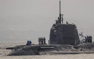 英海軍潛艦戰力零 首相一無所知