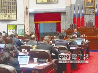 立法院院務會議 首移師台中