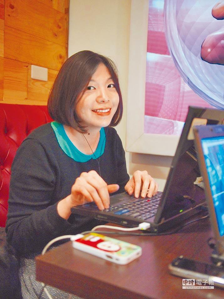 台灣作家黃麗群。(本報系資料照片)