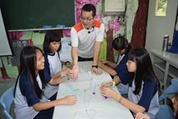 優碘加果汁 蕭志堅老師讓化學課變好玩
