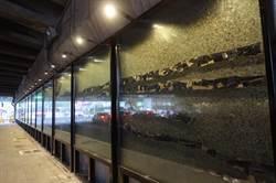 新竹市光復路涵洞新增裝置藝術  閃亮吸睛兼具環保
