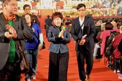 詹啟賢要選總統 柱柱姐這麼說