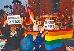 0324同婚釋憲 不管合憲違憲 學者:立院才是主戰場