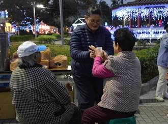 為寒冬注暖流  慈濟啟動寒士送暖衣熱食