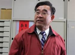 吳成典:誓死反對核廢料放金門