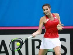 聯邦盃女網世界二組  中華隊不敵俄羅斯