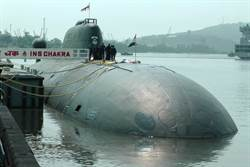 印海軍最長軍演 以中共潛艦為假想敵