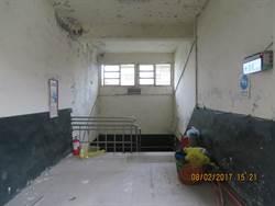 老校舍半世紀無地基 桃市教育局砍掉不練