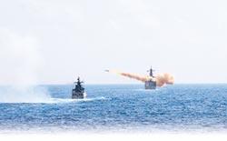 府:嚴密監控陸艦 嚴正譴責北韓