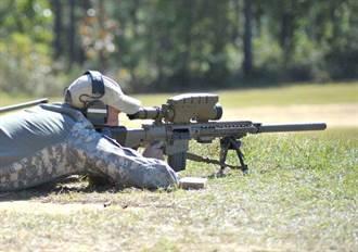 量產神槍手 美軍開發狙擊手電腦瞄準儀