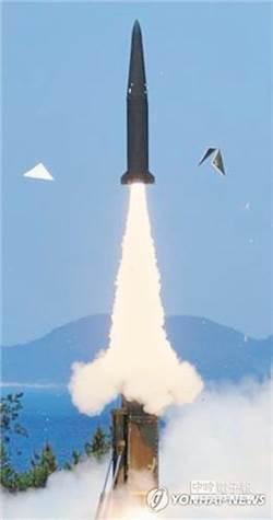 回應北韓挑釁 南韓擬試射玄武飛彈