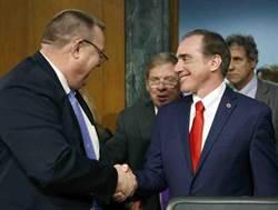 歐巴馬時代官員舒爾金 獲美參院通過退伍軍人部長任命