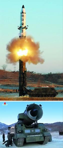 北韓公佈新飛彈細節 可打擊亞太美軍基地