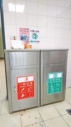新法上路 公私場所要設回收桶