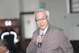詹啟賢「選黨主席也要選總統」 吳敦義批「不正常!」