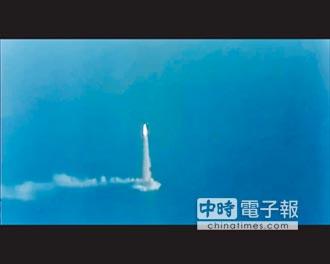 陸秀核戰力 首曝092潛射巨浪-1