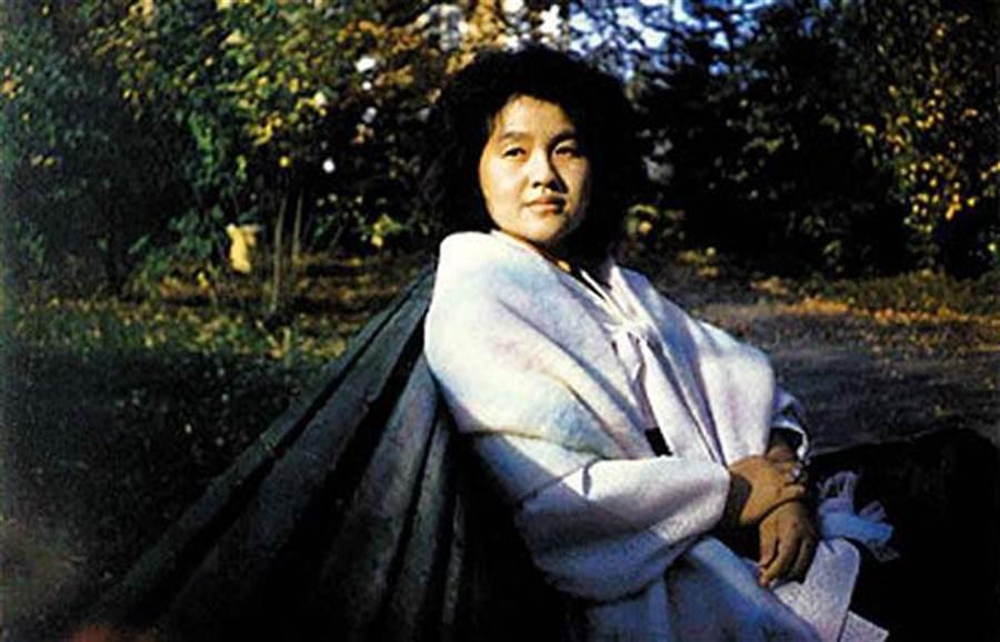 金正男的生母成蕙琳。(資料照片)