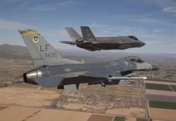 美國計畫F-16持續改良 服役至2050年