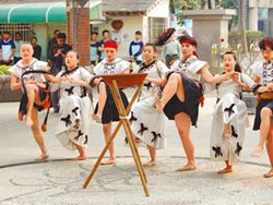 來義高中成立原住民實驗班