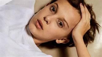 Gigi Hadid的新師妹!Millie Bobby Brown 正式簽入IMG模特兒經紀公司