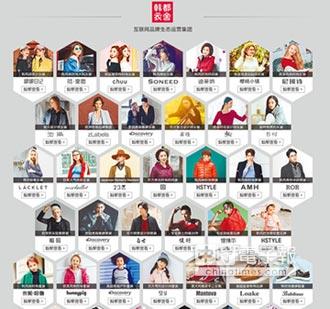 韓都衣舍 2016年繳稅破億人民幣