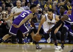 NBA》格林遭驅逐 勇士只花1節轟垮國王