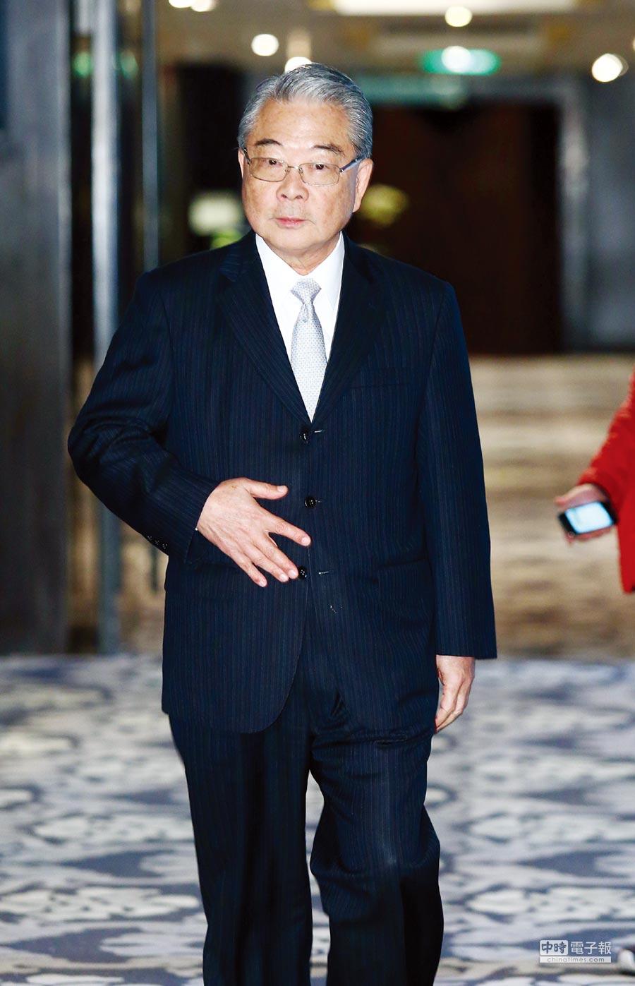 許勝雄:GDP成長率要「更上一層樓」,需要政府提供更大的能量持續發展經濟。