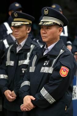 高階警官異動 方仰寧返任北市警局主秘