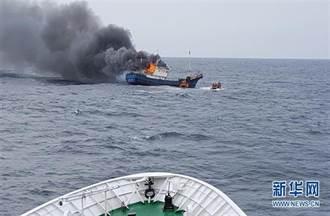 陸漁船撞韓海警船 韓射900發子彈