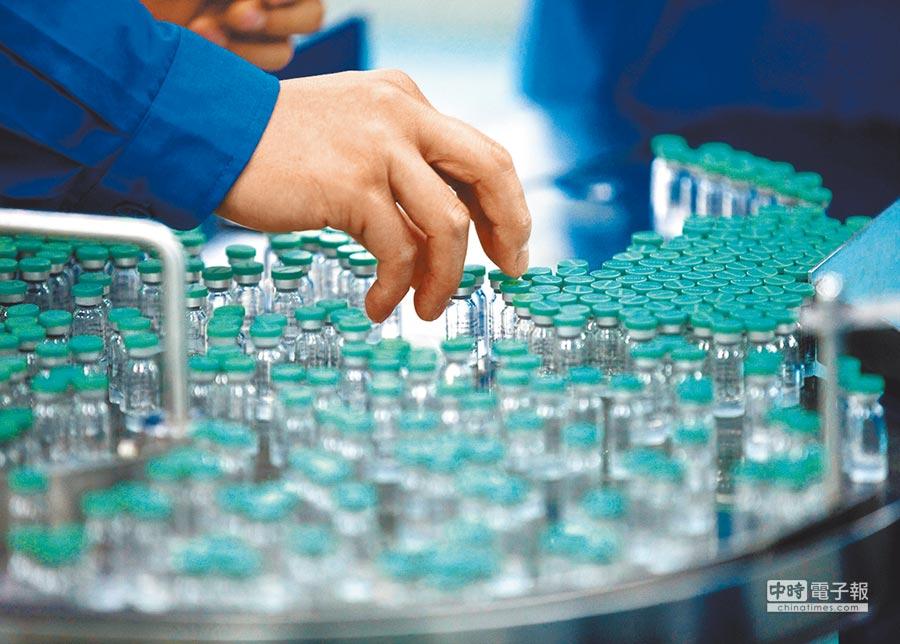 透過此次修法,政府與藥商可合作研究藥品,穩定供應1、2級管制藥品。圖/美聯社