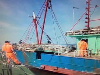 3漁船違規拖網作業  遭移送偵辦
