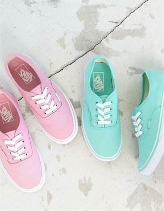 春季唯美色調持續發燒!粉嫩夢幻「Baby色系」鞋款特搜