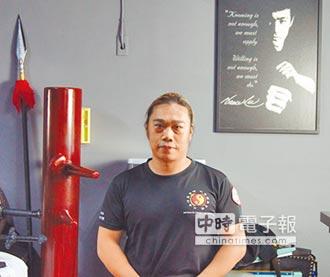 陳志榮 李小龍截拳道傳承者